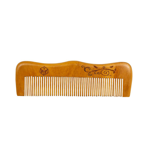 TFF Wooden Comb 3