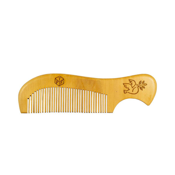 TFF Wooden Comb 6