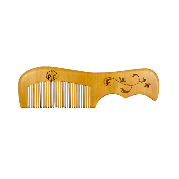TFF Wooden Comb 7