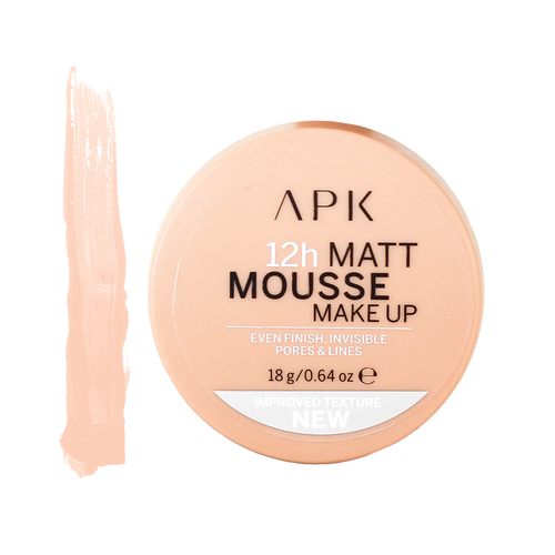 APK 12h Matt Mousse Makeup