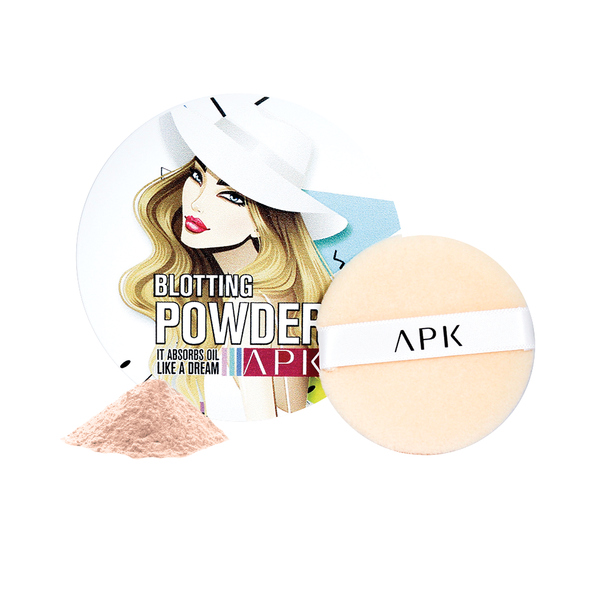 APK Blotting Powder Shade 01