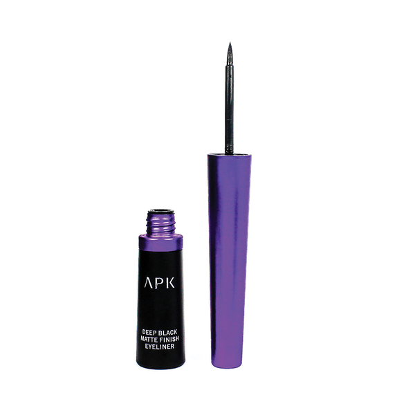 APK Deep Black Matte Finish Eyeliner