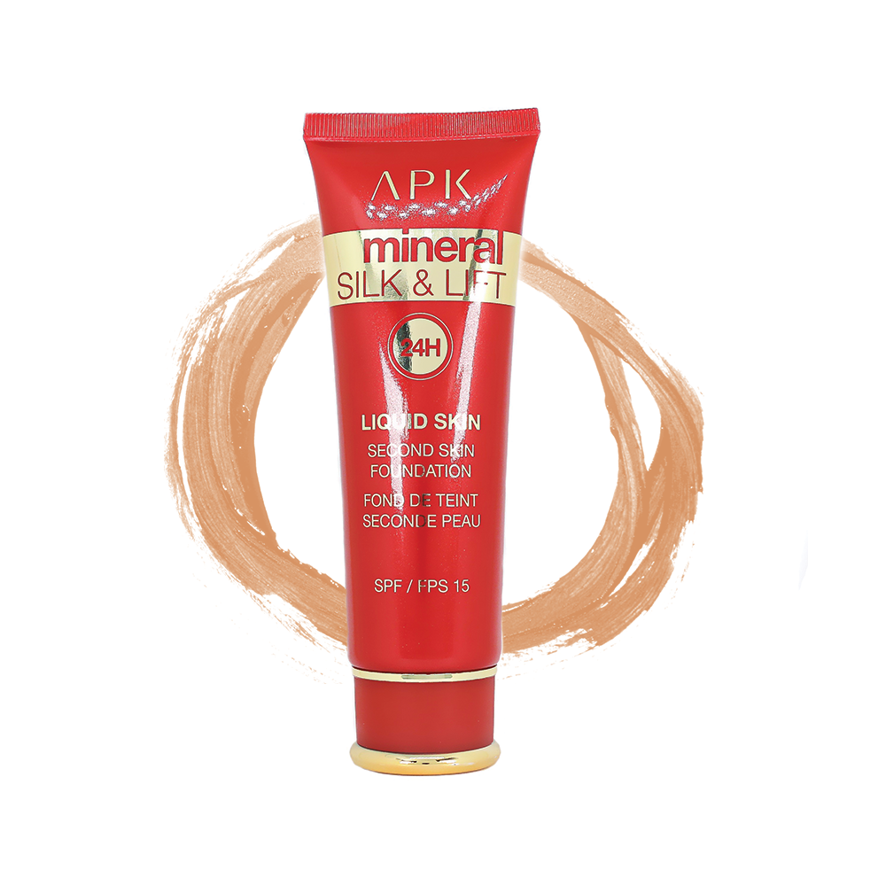 APK Mineral Silk And Lift Liquid Skin Foundation