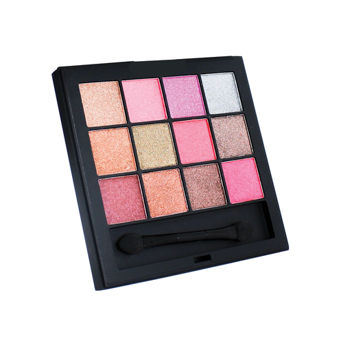 APK Professional Eyeshadow Palette 12 In 1 Shade 02