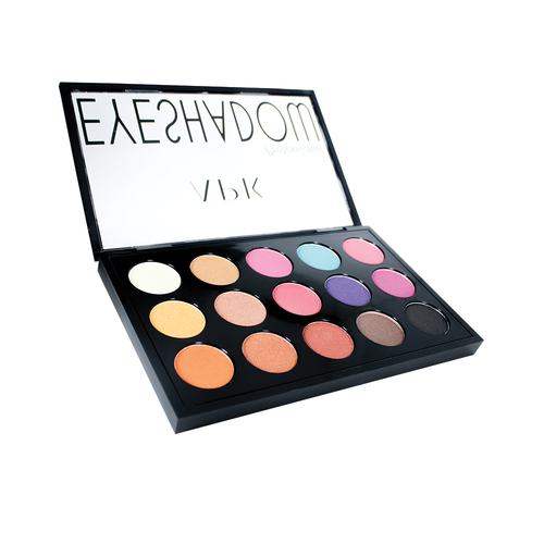 APK Professional Eyeshadow Palette 15 In 1 Shade 01