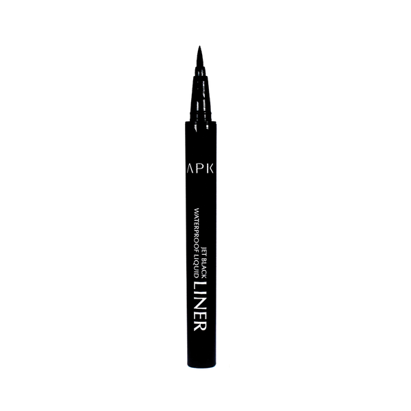 APK Waterproof Liquid Liner Jet Black