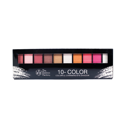 TFF 10 Color Charming Eye Shadow Shade 2