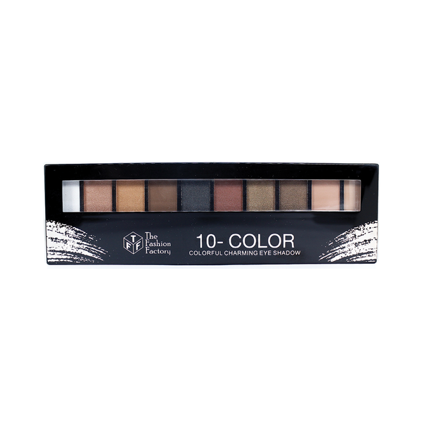 TFF 10 Color Charming Eye Shadow Shade 3