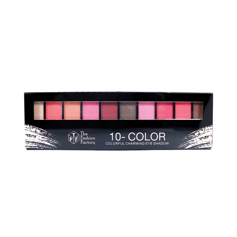 TFF 10 Color Charming Eye Shadow Shade 4