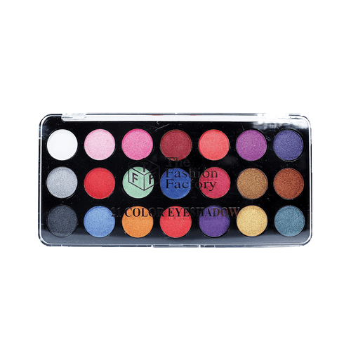 TFF 21 Color Eyeshadow Palette Shade 01