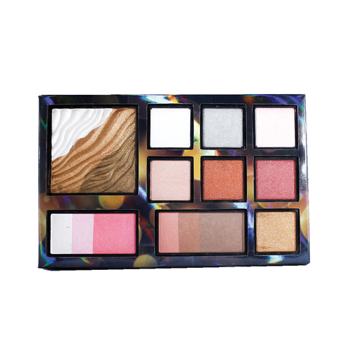 TFF 3D New Colors Combination Makeup Palette