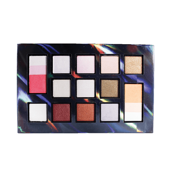 TFF 3D New Colors Perfect Makeup Palette