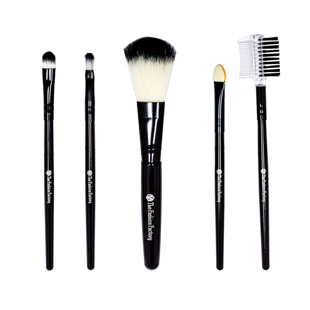 TFF Complexion Brush Set Black