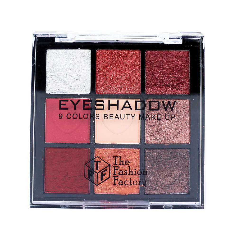 TFF Eyeshadow 9 Colors Beauty Makeup Palette 03