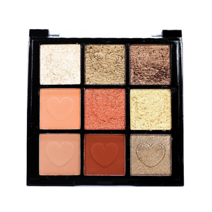 TFF Eyeshadow 9 Colors Beauty Makeup Palette 04
