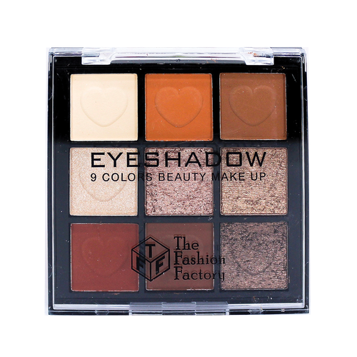 TFF Eyeshadow 9 Colors Beauty Makeup Palette 05