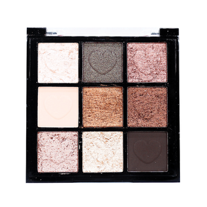 TFF Eyeshadow 9 Colors Beauty Makeup Palette 06