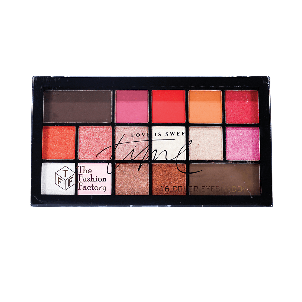 TFF Love Is Sweet Time Eyeshadow Palette 01
