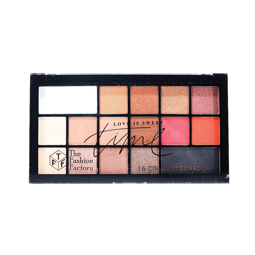 TFF Love Is Sweet Time Eyeshadow Palette 05