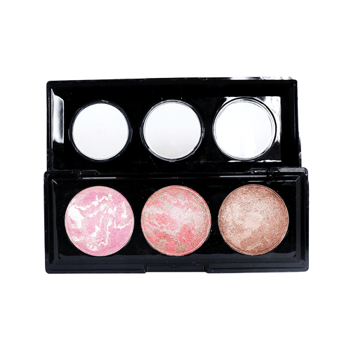 TFF Terra Cotta Blusher Kit Shade D