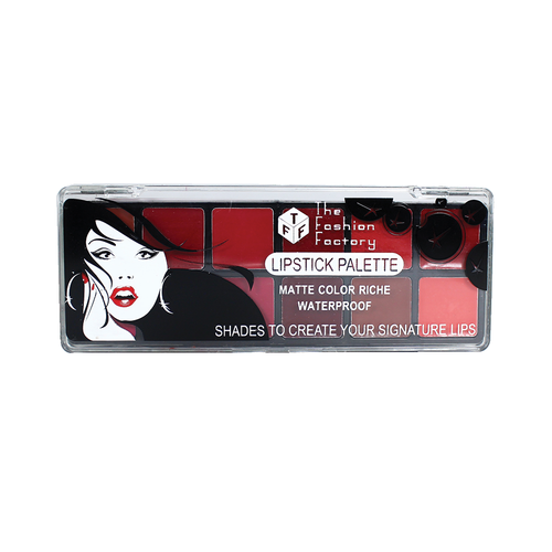 TFF The Art Of Lips Lipstick Palette