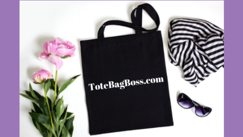 Popular Trade Show Promotional Tote Bags