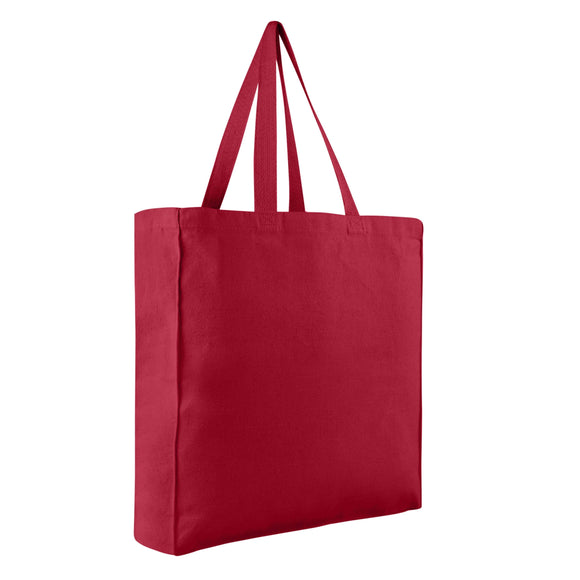 Gusseted Tote Bags