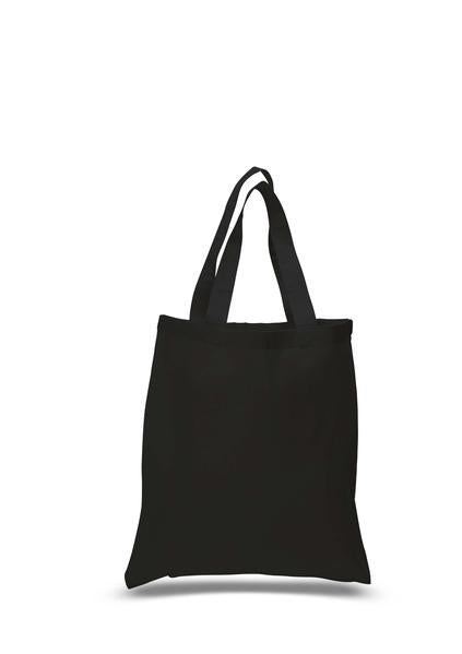 Flat Bottom Tote Bags