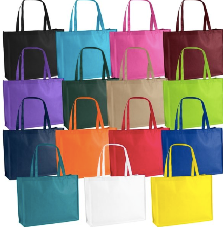 Non Woven Promotional Tote Bags
