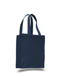 Navy tote bag, wholesale bags, wholesale canvas, canvas bags in bulk,