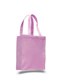 Pink tote bag, wholesale bags, wholesale canvas, canvas bags in bulk,