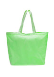 Lime tote bag, beach canvas tote bags, discounted bags, discounted canvas,