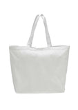 White tote bag, beach canvas tote bags, discounted bags, discounted canvas,