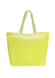 Yellow tote bag, beach canvas tote bags, discounted bags, discounted canvas,