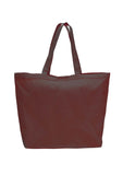 Brown tote bag, beach canvas tote bags, discounted bags, discounted canvas,