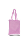 Pink tote bag, canvas bags bulk, bulk tote bags, bag in bulk,