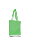 Lime Green tote bag, canvas bags bulk, bulk tote bags, bag in bulk,
