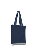Navy tote bag, canvas bags bulk, bulk tote bags, bag in bulk,