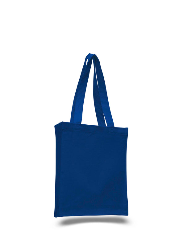 Royal Blue tote bag, canvas bags bulk, bulk tote bags, bag in bulk,