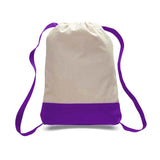Purple drawstring backpack,drawstring backpacks in bulk, bag drawstring, canvas tote