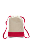 Red drawstring backpack,drawstring backpacks in bulk, bag drawstring, canvas tote