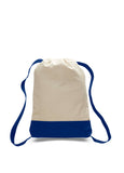 Royal Blue drawstring backpack,drawstring backpacks in bulk, bag drawstring, canvas tote