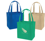 custom tote bags, branded totes, trade show tote bags, promotional tote bags, customized totes