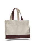 Brown heavy canvas tote bag, tote bags for cheap, cheap tote bags, canvas tote bags, canvas totes,