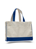 Royal Blue heavy canvas tote bag, tote bags for cheap, cheap tote bags, canvas tote bags, canvas totes,