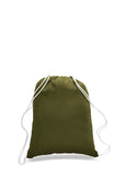 Army cotton drawstring backpack, personalized backpacks, customizable backpacks, string backpacks, cheap totes