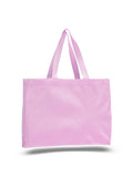 Pink canvas tote bag, promotional bags wholesale, promotional bags cheap, cheap shopping bags wholesale,