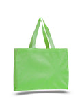 Lime canvas tote bag, promotional bags wholesale, promotional bags cheap, cheap shopping bags wholesale,