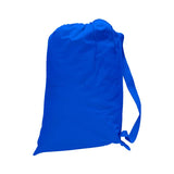 Royal Blue canvas laundry bags, canvas totes, laundry canvas bag, laundry bags canvas,
