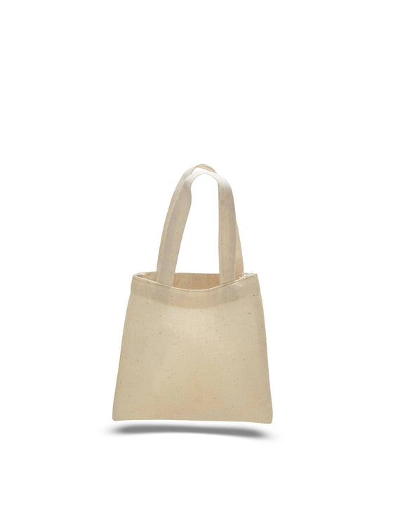 Natural mini cotton tote bags, mini cotton tote bags, mini totes, promotional tote bags, mini tote bag,